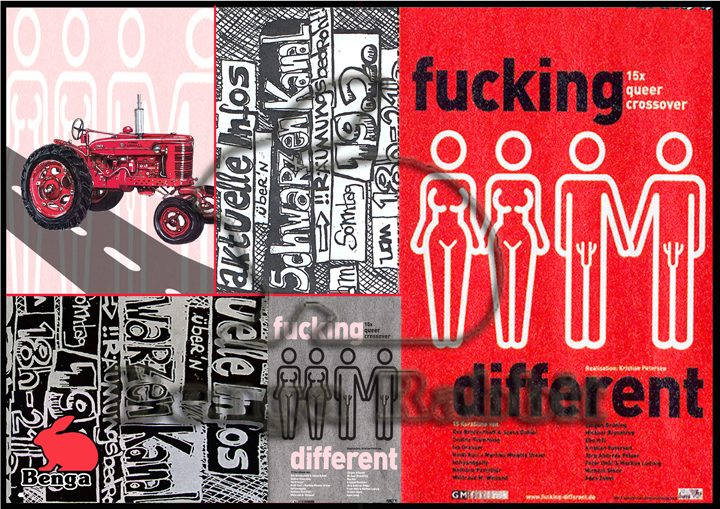 F**king Different Red