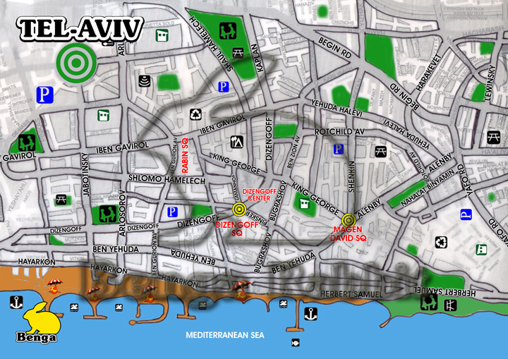TLV Map