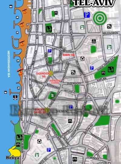 TLV Map